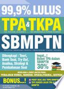 99,9% LULUS Tes Potensi Akademik Tes Kemampuan & Potensi Akademik TPATKPA & SBMPTN