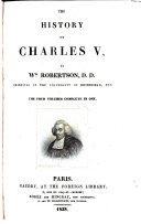 Pdf The History of Charles V.