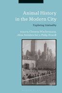 Animal History in the Modern City
