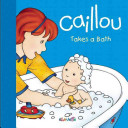 Caillou Takes a Bath