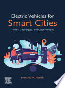 Electric Vehicles for Smart Cities Book