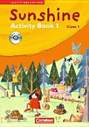 Sunshine - Early Start Edition 1. 1. Schuljahr Activity Book
