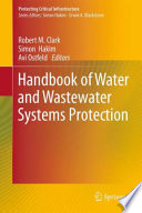Handbook of Water and Wastewater Systems Protection Book