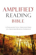 Amplified Reading Bible ebook
