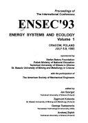 Ensec 93 Book PDF