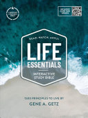 Pdf CSB Life Essentials Study Bible, Hardcover W/Jacket