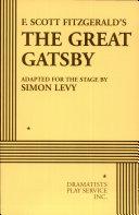 F Scott Fitzgerald S The Great Gatsby