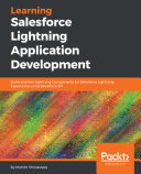 Learning Salesforce Lightning Application Development