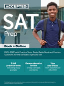 SAT Prep 2021 2022 with Practice Tests