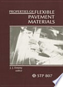 Properties of Flexible Pavement Materials