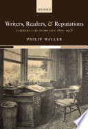 Writers Readers And Reputations