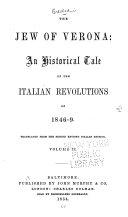 The Jew of Verona