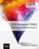 OCR Advanced FSMQ - Additional Mathematics