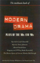 Modern Drama: Plays of the '80s and '90s