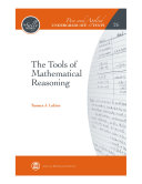 The Tools of Mathematical Reasoning