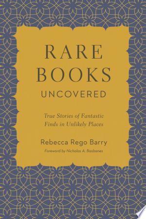 Rare Books Uncovered Ebook - digital ebook library