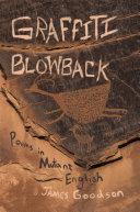 Graffiti Blowback ebook
