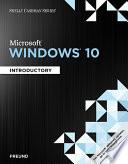 Shelly Cashman Series Microsoft Windows 10: Introductory