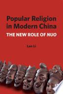 Popular Religion in Modern China