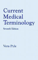 Current Medical Terminology Book