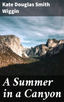 Pdf A Summer in a Canyon Telecharger