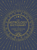 Pdf The Astrology Dictionary Telecharger