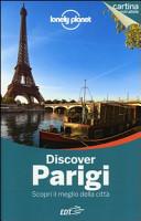 Guida Turistica Discover Parigi. Con cartina Immagine Copertina