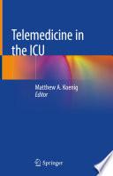 Telemedicine in the ICU Book