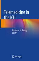Telemedicine in the ICU Pdf/ePub eBook