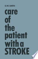 Care Of The Patient With A Stroke Book PDF