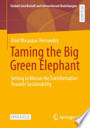 Taming the Big Green Elephant Book