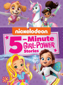 Nickelodeon 5 Minute Girl Power Stories  Multiproperty