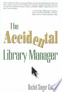 The Accidental Library Manager Book