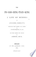 The Sacred Books of the East  The Fo Sho Hing Tsan King Book