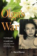 Olga s War  The Memoir of Olga Zervoulakos Owens