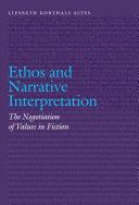 Pdf Ethos and Narrative Interpretation Telecharger