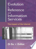 Evolution In Reference And Information Services Book PDF
