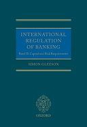 International Regulation of Banking