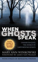 When Ghosts Speak Pdf/ePub eBook