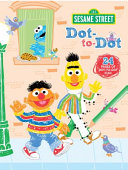 Sesame Street Dot To Dot Book