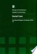 Social care Book