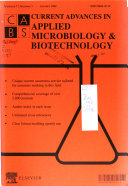 Current Advances in Applied Microbiology & Biotechnology