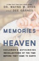Pdf Memories of Heaven