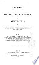 A History of the Discovery and Exploration of Australia