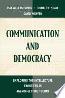 Communication and Democracy