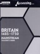 History - 1485 -1750