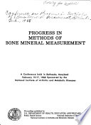 Progress in Methods of Bone Mineral Measurement