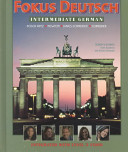 Fokus Deutsch  Intermediate German  Student Edition   Listening Comprehension Audio CD
