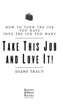 Take this Job and Love it Book