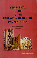 Practical Guide to the Unit Area Method of Property Tax